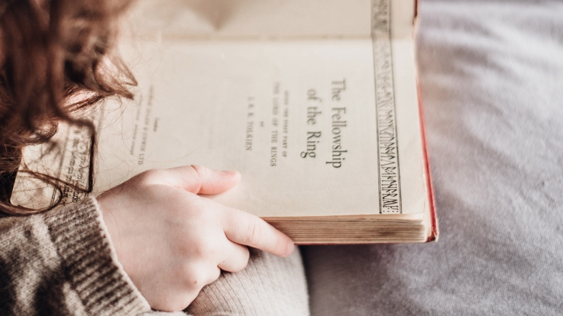 Pristwife reading list 2018 lord of the rings