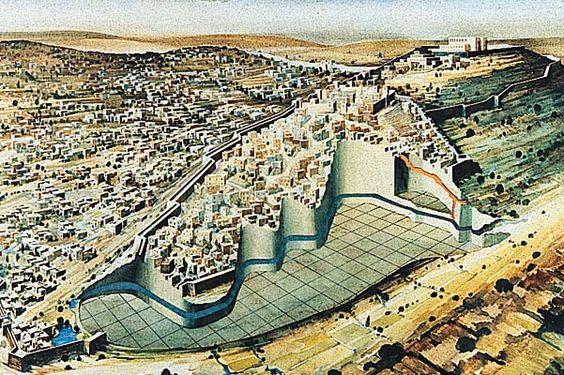 hezekiah tunnel 2